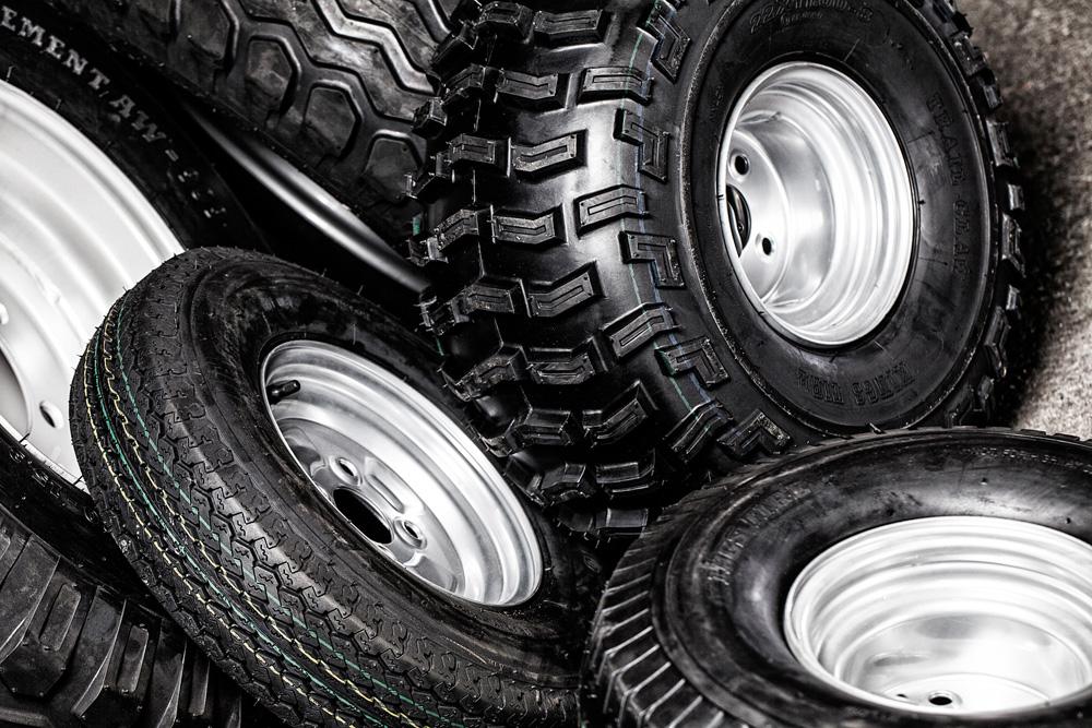 Broson Wheels –Kompletta hjul I olika demistioner