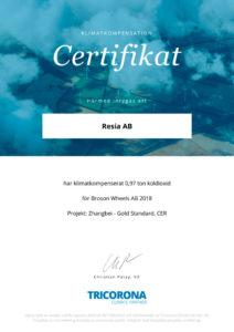 Certifikat-klimatkompensation-2018-Wheels